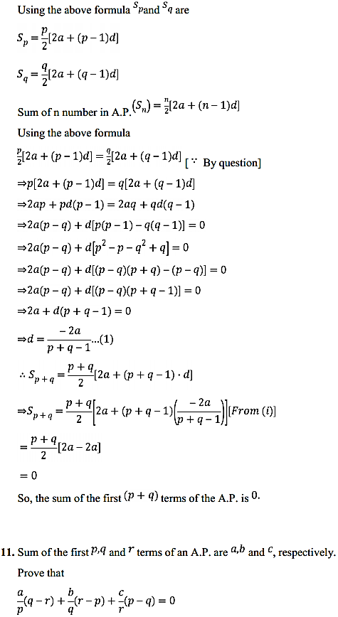 NCERT Solutions for Class 11 Maths Chapter 9 Sequences and Series Ex 9.2 13