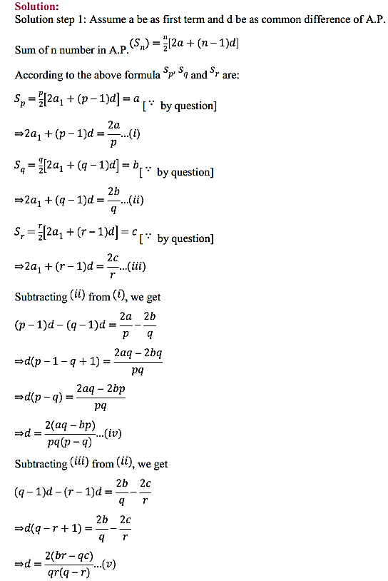 NCERT Solutions for Class 11 Maths Chapter 9 Sequences and Series Ex 9.2 15