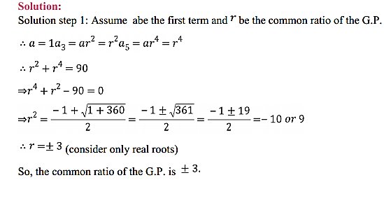 NCERT Solutions for Class 11 Maths Chapter 9 Sequences and Series Miscellaneous Exercise 13