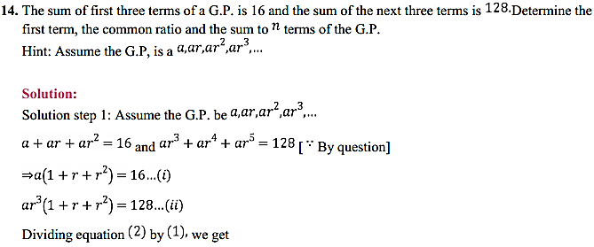 NCERT Solutions for Class 11 Maths Chapter 9 Sequences and Series Ex 9.3 15