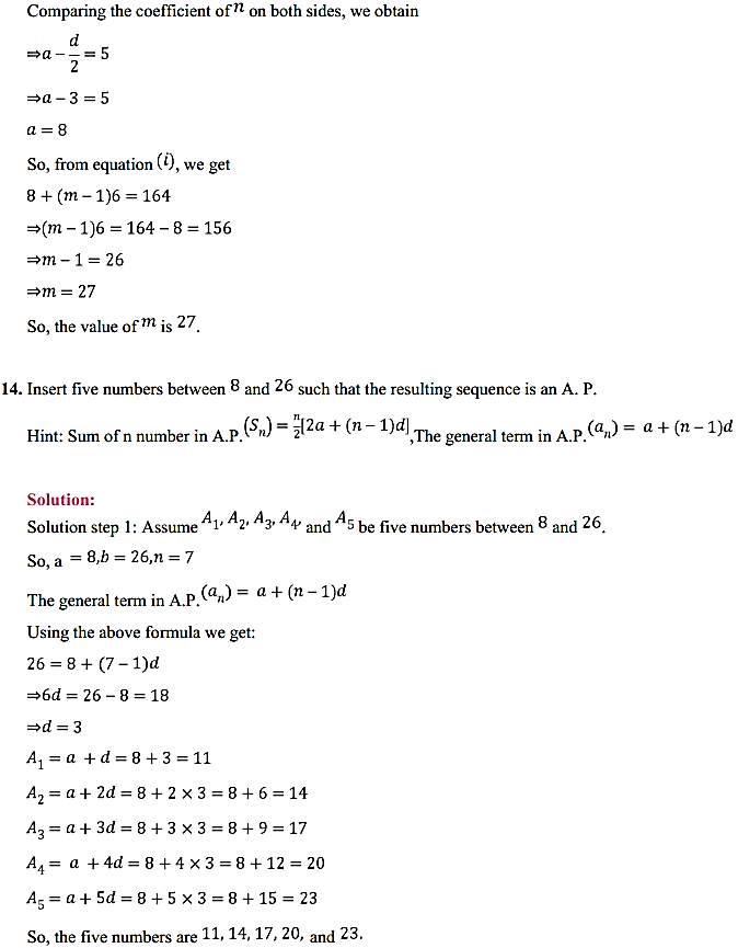 NCERT Solutions for Class 11 Maths Chapter 9 Sequences and Series Ex 9.2 19
