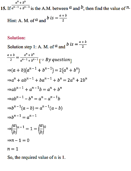NCERT Solutions for Class 11 Maths Chapter 9 Sequences and Series Ex 9.2 20