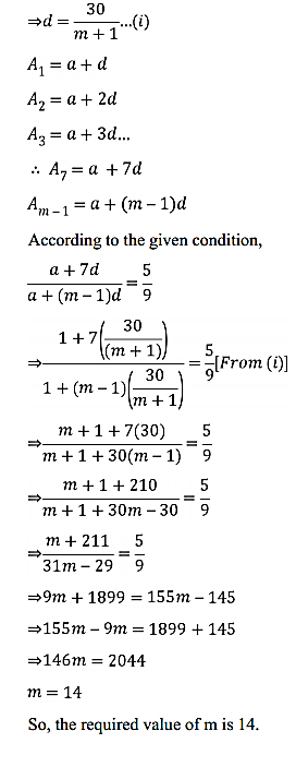 NCERT Solutions for Class 11 Maths Chapter 9 Sequences and Series Ex 9.2 22