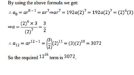 NCERT Solutions for Class 11 Maths Chapter 9 Sequences and Series Ex 9.3 2