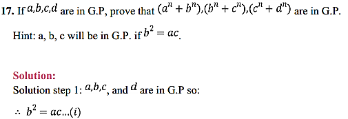 NCERT Solutions for Class 11 Maths Chapter 9 Sequences and Series Miscellaneous Exercise 23