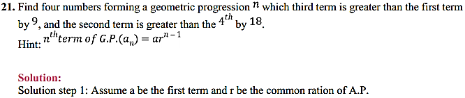 NCERT Solutions for Class 11 Maths Chapter 9 Sequences and Series Ex 9.3 24