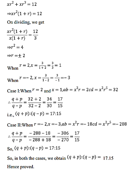 NCERT Solutions for Class 11 Maths Chapter 9 Sequences and Series Miscellaneous Exercise 26