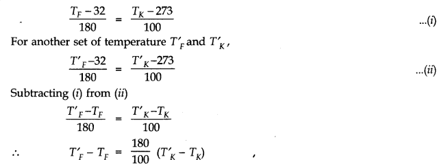 NCERT Solutions for Class 11 Physics Chapter 11 Thermal Properties of matter Q4