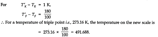 NCERT Solutions for Class 11 Physics Chapter 11 Thermal Properties of matter Q4.1
