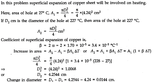 NCERT Solutions for Class 11 Physics Chapter 11 Thermal Properties of matter Q8