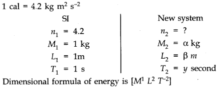 NCERT Solutions for Class 11 Physics Chapter 2 Units and Measurements Q3