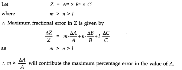 NCERT Solutions for Class 11 Physics Chapter 2 Units and Measurements Numerical Questions Q9