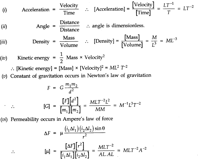NCERT Solutions for Class 11 Physics Chapter 2 Units and Measurements Extra Questions SAQ Q21