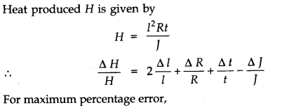NCERT Solutions for Class 11 Physics Chapter 2 Units and Measurements Extra Questions HOTS Q3