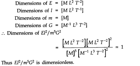 NCERT Solutions for Class 11 Physics Chapter 2 Units and Measurements Extra Questions HOTS Q4