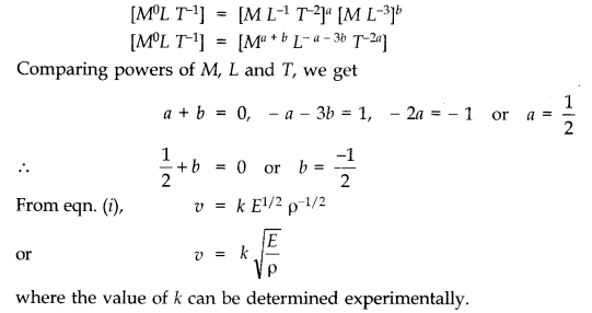 NCERT Solutions for Class 11 Physics Chapter 2 Units and Measurements Extra Questions HOTS Q9.1