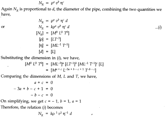 NCERT Solutions for Class 11 Physics Chapter 2 Units and Measurements Extra Questions HOTS Q10.1
