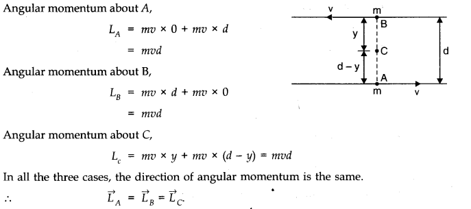 NCERT Solutions for Class 11 Physics Chapter 7 System of Particles and Rotational Motion Q7