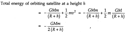 NCERT Solutions for Class 11 Physics Chapter 8 Gravitation Q19