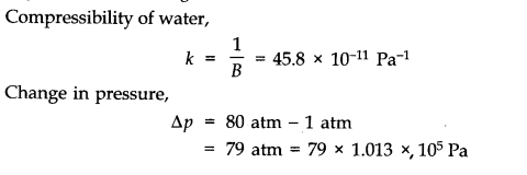NCERT Solutions for Class 11 Physics Chapter 9 Mechanical Properties of Solids Q13