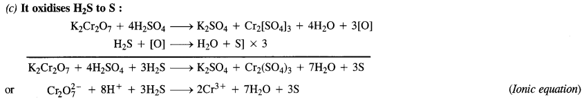 NCERT Solutions for Class 12 Chemistry Chapter 8 d-and f-Block Elements 11