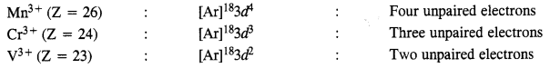 NCERT Solutions for Class 12 Chemistry Chapter 8 d-and f-Block Elements 15