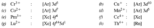 NCERT Solutions for Class 12 Chemistry Chapter 8 d-and f-Block Elements 3