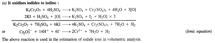 NCERT Solutions for Class 12 Chemistry Chapter 8 d-and f-Block Elements 9