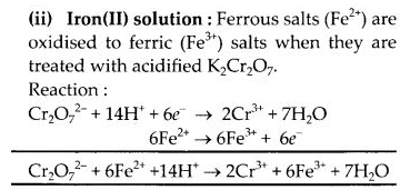 NCERT Solutions for Class 12 Chemistry Chapter 8 d-and f-Block Elements 10