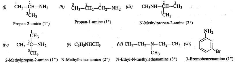 NCERT Solutions for Class 12 Chemistry T13