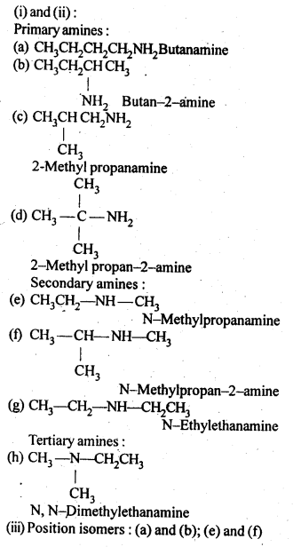 NCERT Solutions for Class 12 Chemistry T2
