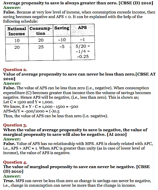 NCERT Solutions for Class 12 Macro Economics Chapter 5 Aggregate Demand and Its Related Concepts 17