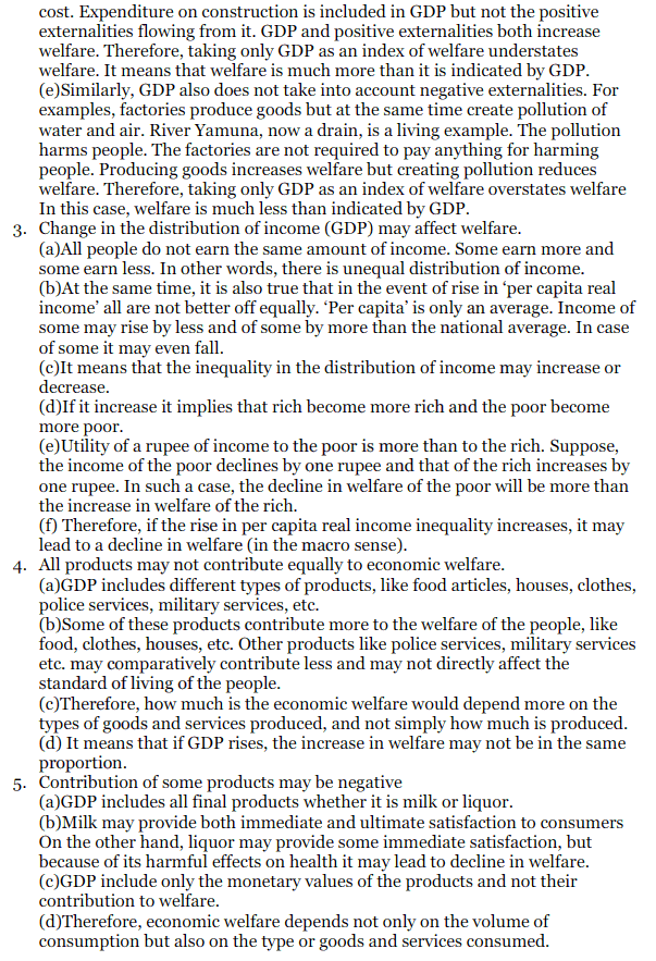 NCERT Solutions for Class 12 Macro Economics Chapter 2 National Income and Relation 7
