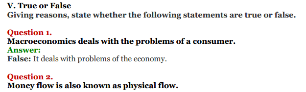 NCERT Solutions for Class 12 Macro Economics Chapter 1 Introduction to Macroeconomics and its Concepts 30