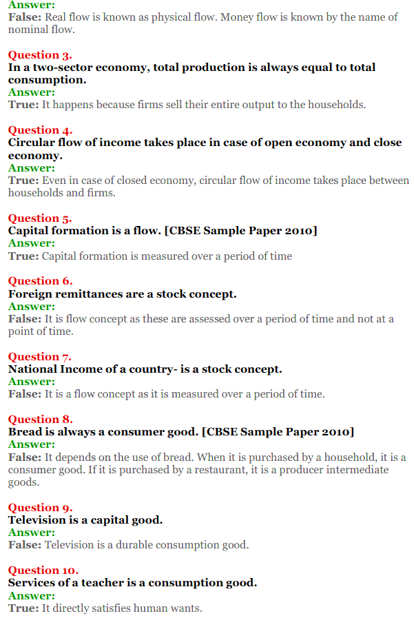 NCERT Solutions for Class 12 Macro Economics Chapter 1 Introduction to Macroeconomics and its Concepts 31