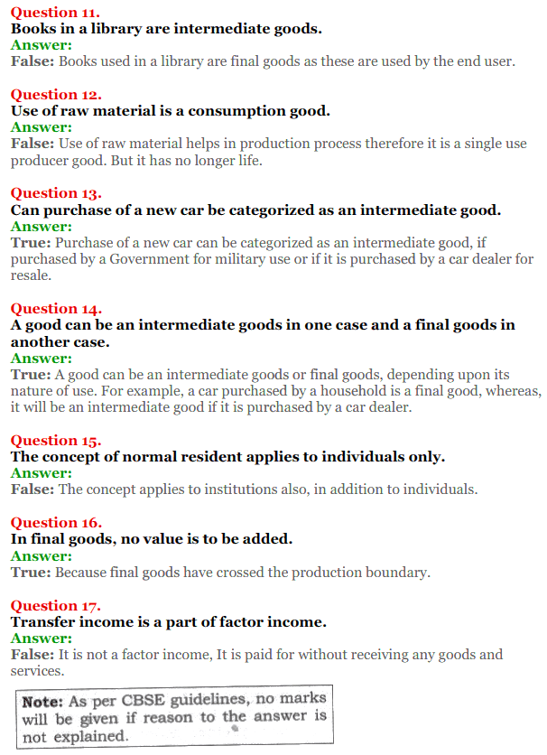 NCERT Solutions for Class 12 Macro Economics Chapter 1 Introduction to Macroeconomics and its Concepts 32