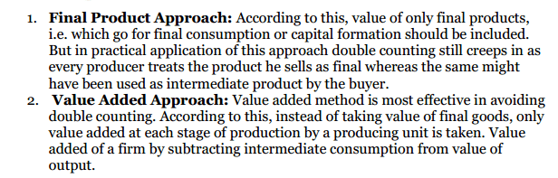 NCERT Solutions for Class 12 Macro Economics Chapter 2 National Income and Relation 25