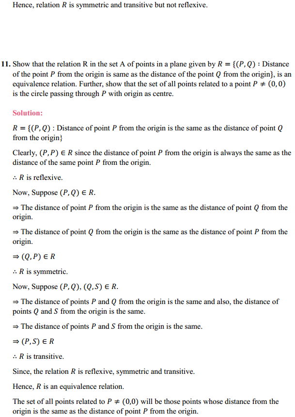 NCERT Solutions for Class 12 Maths Chapter 1 Relations and Functions Ex 1.1 16