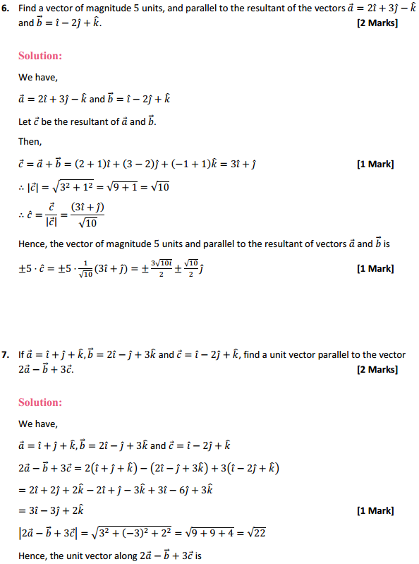 NCERT Solutions for Class 12 Maths Chapter 10 Vector Algebra Miscellaneous Exercise 4