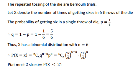 NCERT Solutions for Class 12 Maths Chapter 13 Probability Ex 13.5 15