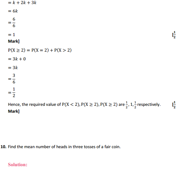 NCERT Solutions for Class 12 Maths Chapter 13 Probability Ex 13.4 17