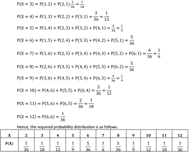 NCERT Solutions for Class 12 Maths Chapter 13 Probability Ex 13.4 23