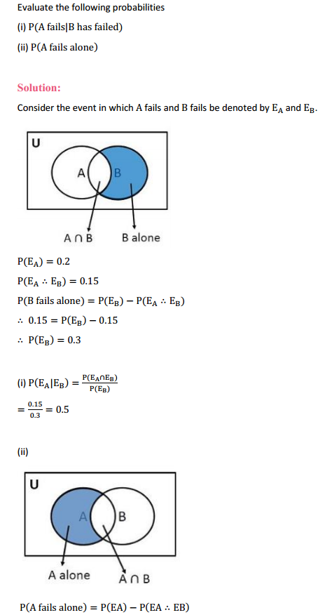 NCERT Solutions for Class 12 Maths Chapter 13 Probability Miscellaneous Exercise 21