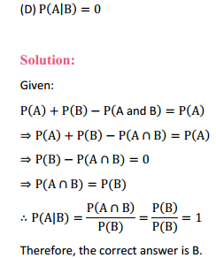 NCERT Solutions for Class 12 Maths Chapter 13 Probability Miscellaneous Exercise 26