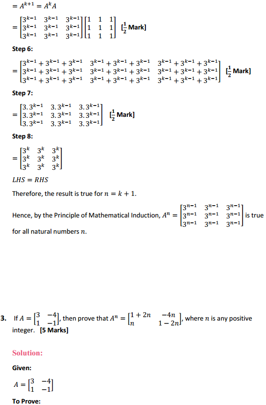 NCERT Solutions for Class 12 Maths Chapter 3 Matrices Miscellaneous Exercise 4