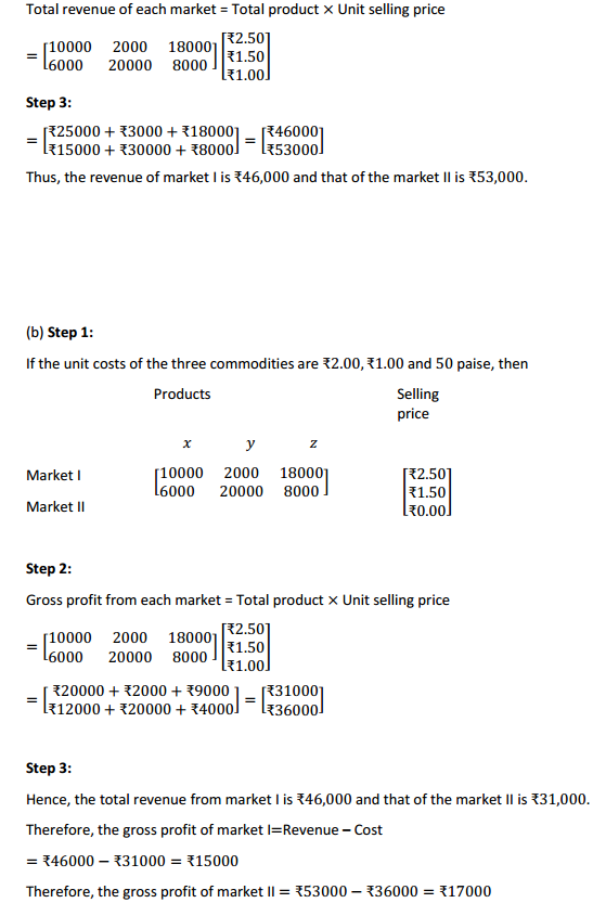 NCERT Solutions for Class 12 Maths Chapter 3 Matrices Miscellaneous Exercise 12