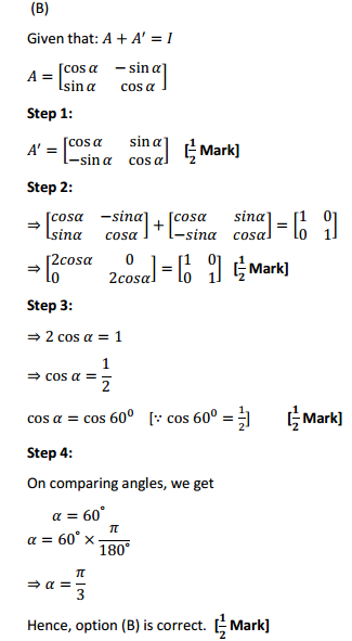 NCERT Solutions for Class 12 Maths Chapter 3 Matrices Ex 3.3 20