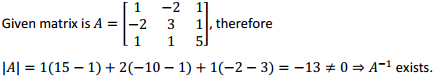 NCERT Solutions for Class 12 Maths Chapter 4 Determinants Miscellaneous Exercise 7