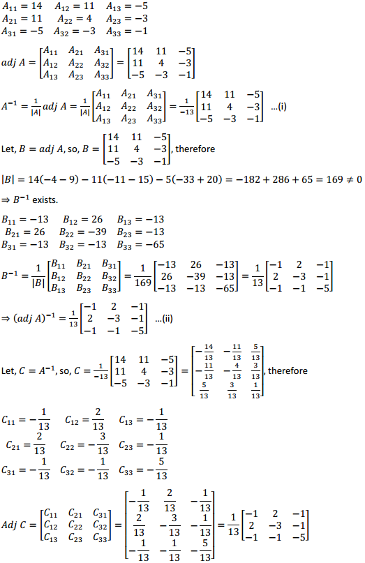 NCERT Solutions for Class 12 Maths Chapter 4 Determinants Miscellaneous Exercise 8