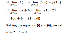 NCERT Solutions for Class 12 Maths Chapter 5 Continuity and Differentiability Ex 5.1 34